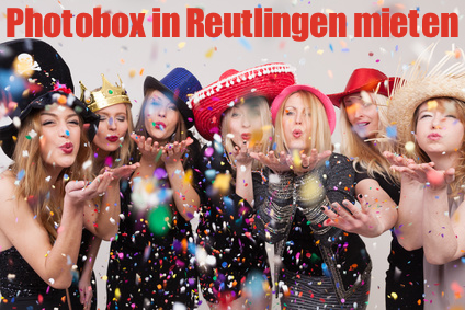 Fotobox mieten in Reutlingen