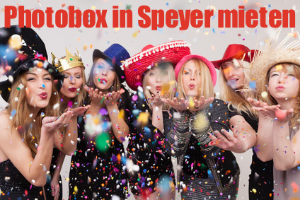 Fotobox mieten in Speyer